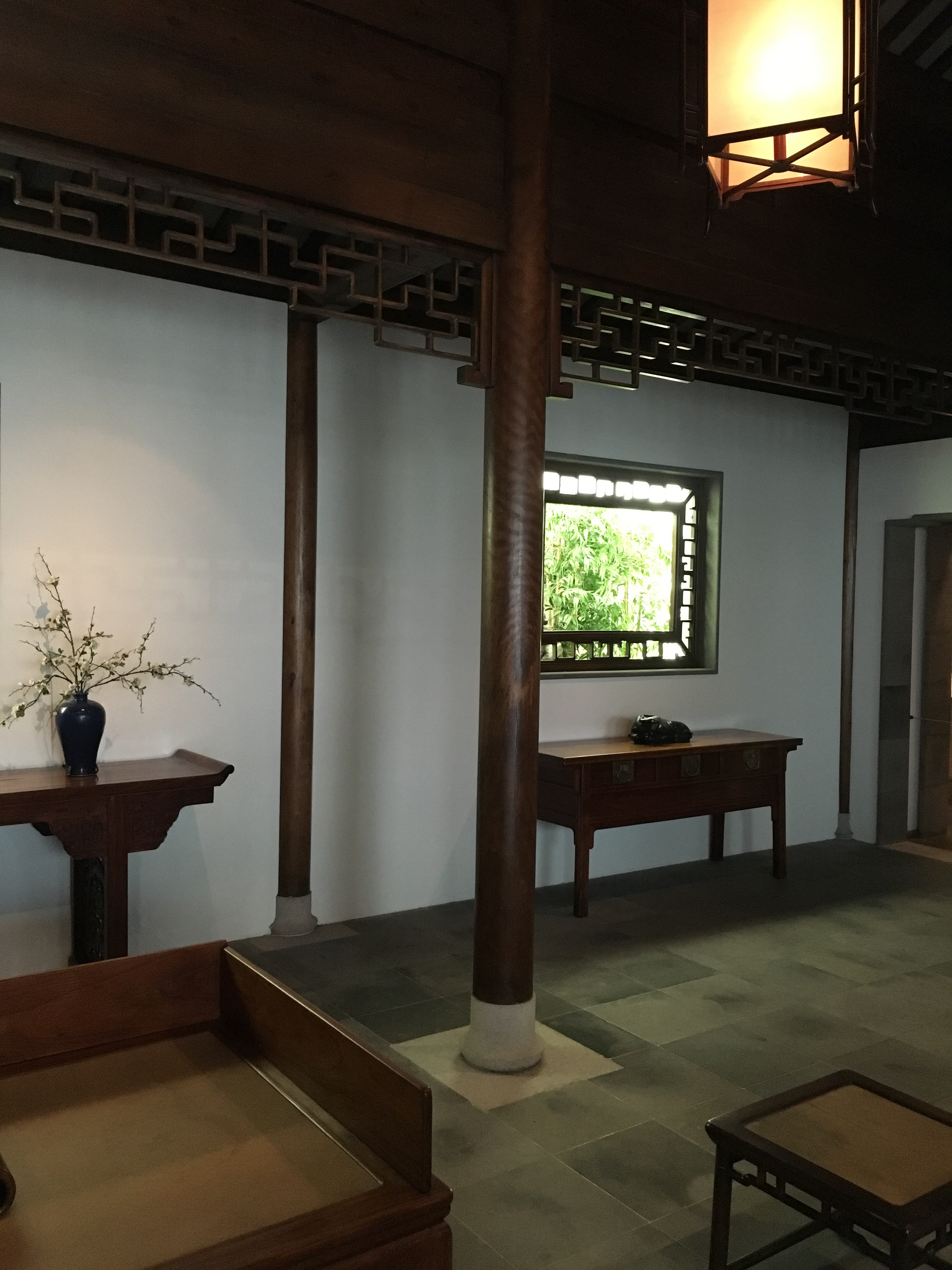 Rock In A Chinese Garden design and style report