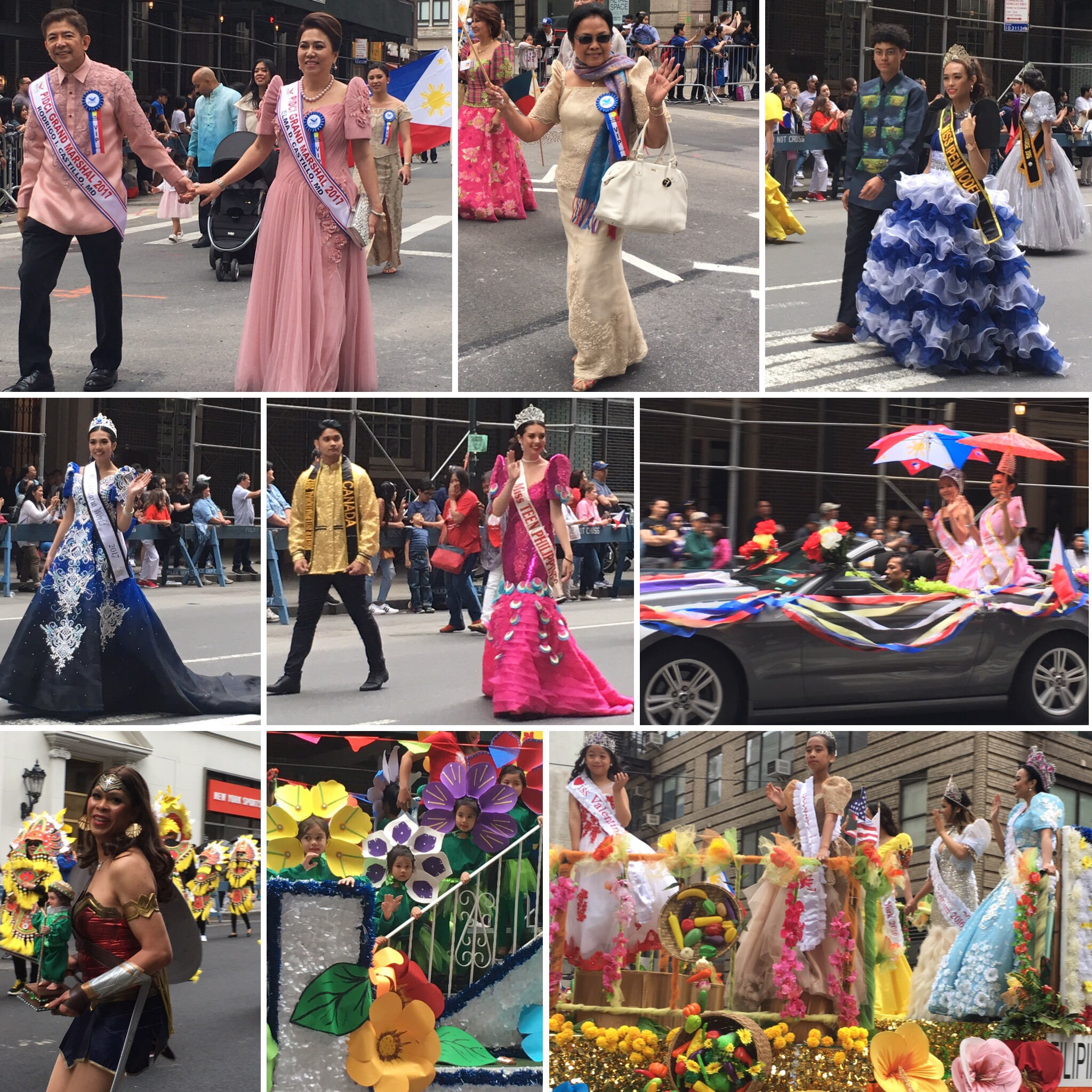 Greetings and mabuhay design and style report greetings and mabuhay from the 2017 philippine independence day parade new york city culture food colors good times and great people at the parade kristyandbryce Gallery
