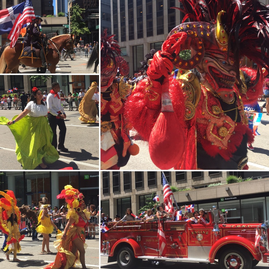 Dominican Parade 2017