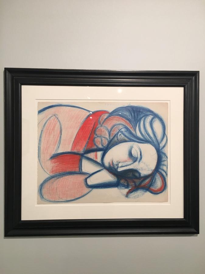 Portrait de Femme EndormieIII