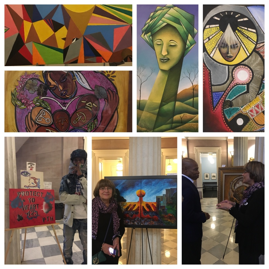 Haitian Art Exhibition