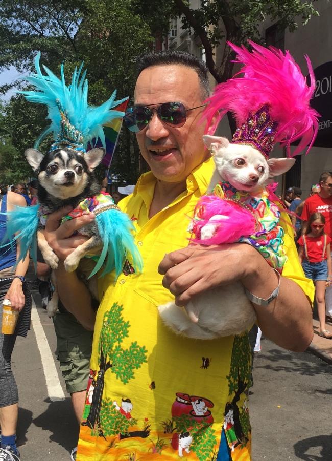 NY Pride 2018